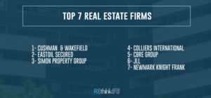 top-seven-real-estate-firms