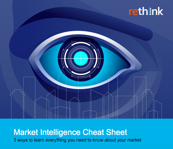 Market Intelligence Cheat Sheet